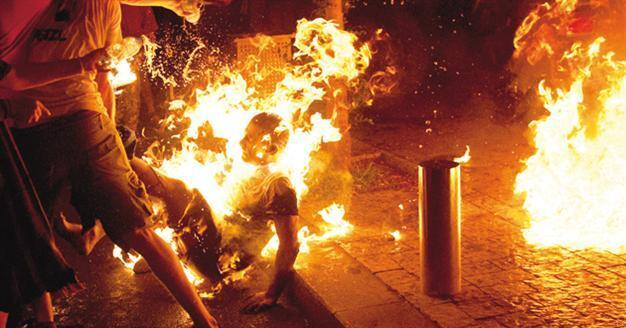 Israeli man's self-immolation recalls start of Arab Spring - World ...