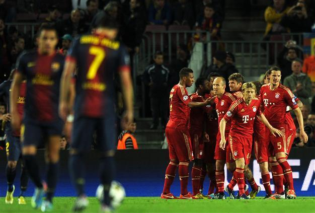 Bayern Munich Inflicts Second Humiliation On Barca In One Week To Reach Final Turkish News