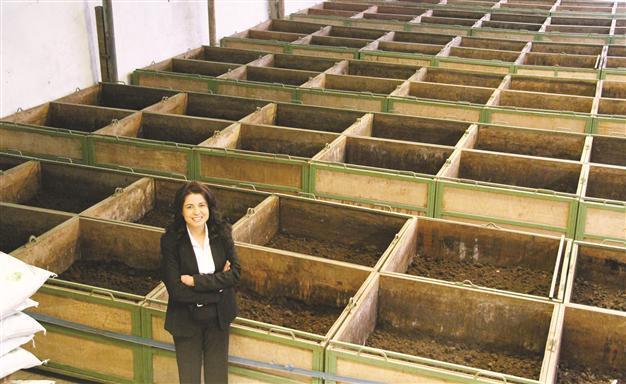 Worm fertilizer maker set to export to Europe