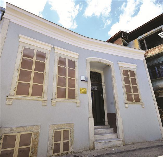 Destroyed Synagogue Restored In Izmir