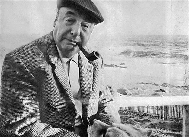 Pablo Neruda art