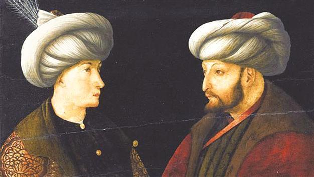 Портрет Мехмеда II Завоевателя будет выставлен на аукцион