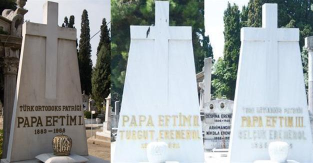 Greeks in Istanbul want graves of three 'patriarchs' out of Orthodox cemetery - Turkey News