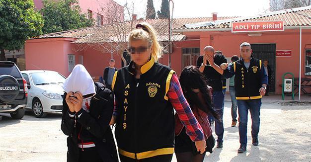 Prostitutes in Adana