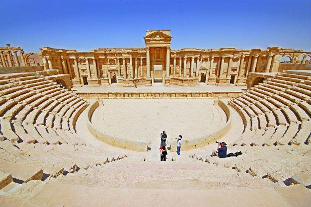 An Irreplaceable Treasure Palmyra