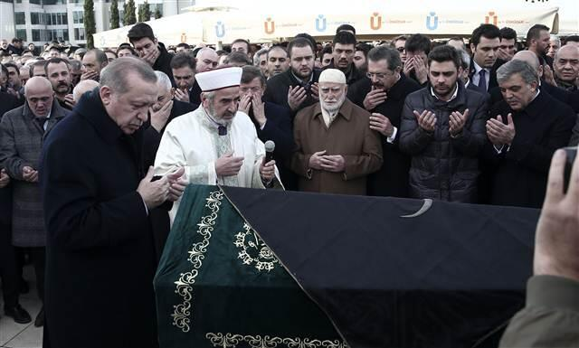leading turkish businessman ibrahim