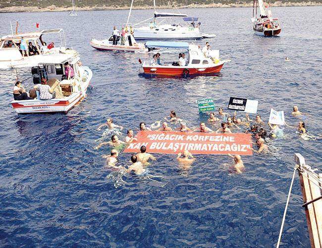 Environmentalists Win Legal Victory Against Fish Farming In Sigacik Turkey News