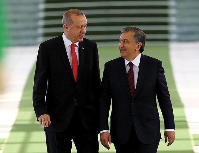 Erdoğan celebrates three-day state visit to Uzbekistan