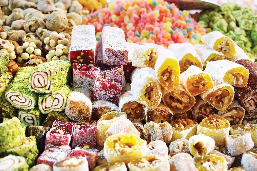 How to make Turkish delight: Recipe and history