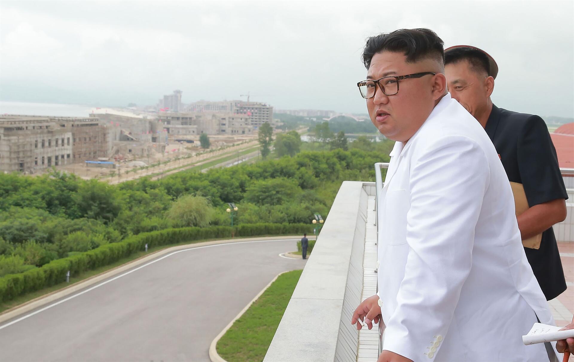 North Korea leader lambasts 'brigandish' sanctions: KCNA - World News
