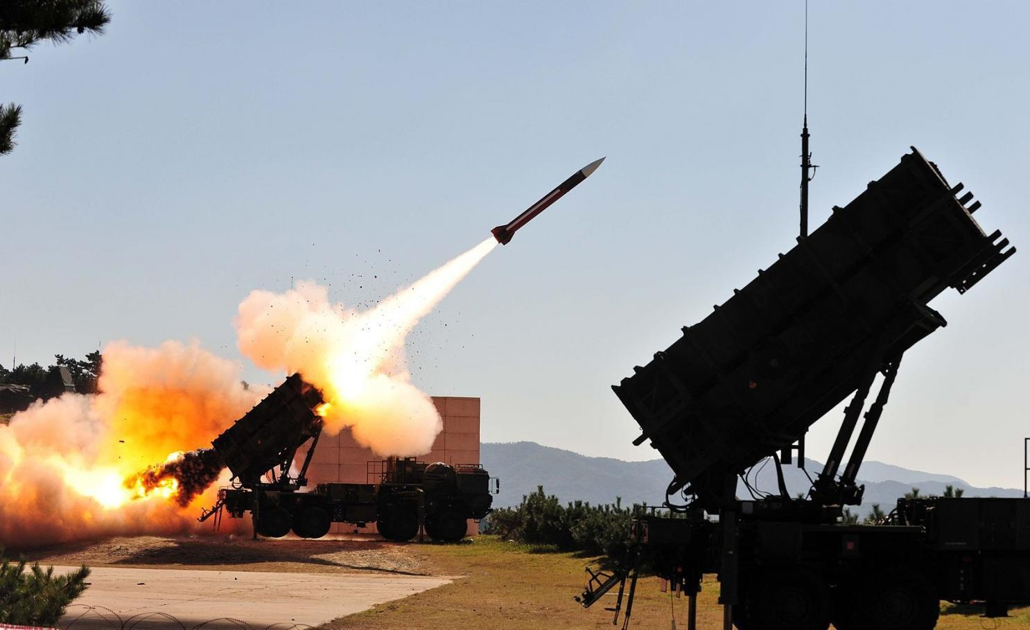 U.S. removing some Patriot missile systems from Middle East ...