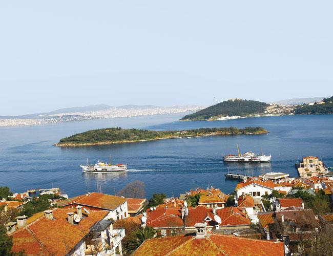 The Princes Islands Of Istanbul