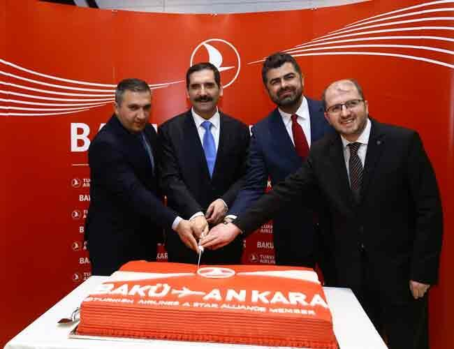Turkish Airlines Launches Direct Flights To Baku Latest News