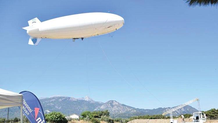 Image result for greece blimp