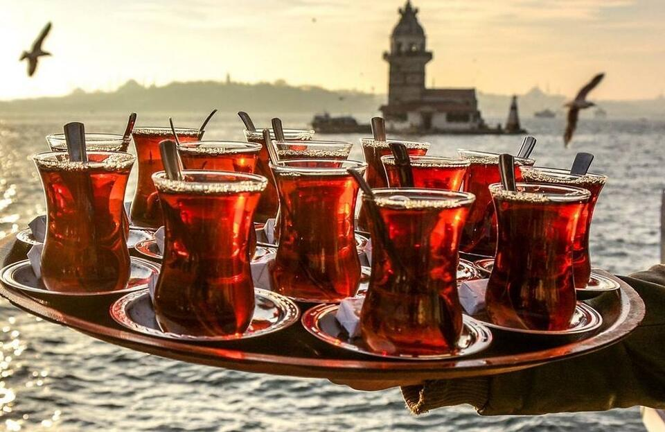 Çay high: Here is the price of a cup of tea in Istanbul - Turkey News