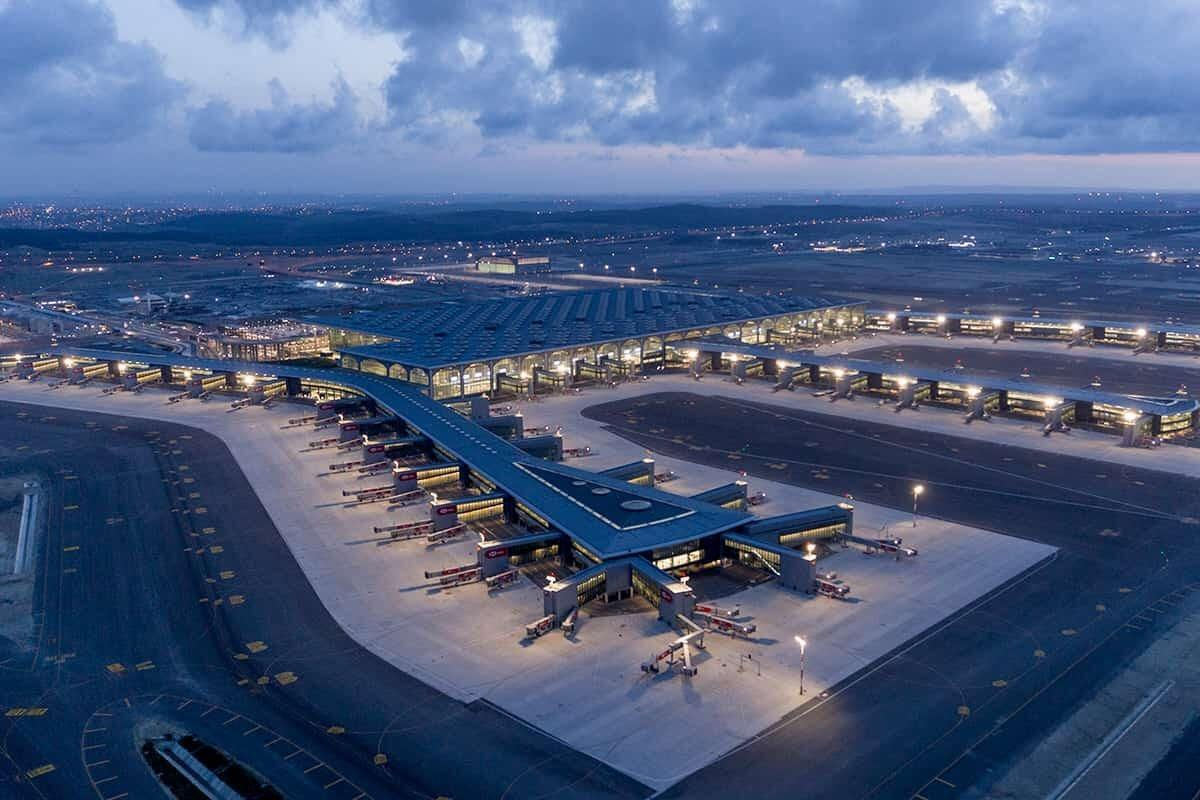 CEO praises performance of Istanbul Airport