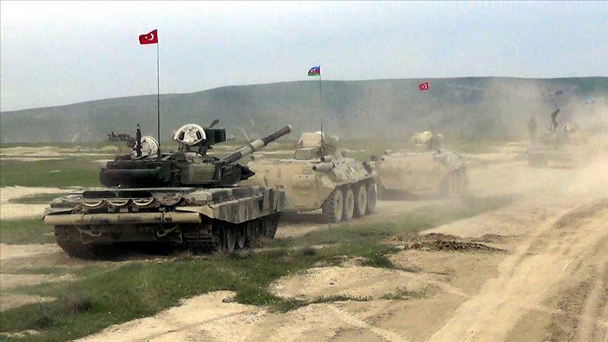 Turkey, Azerbaijan To Conduct Joint Military Exercises - Turkey News