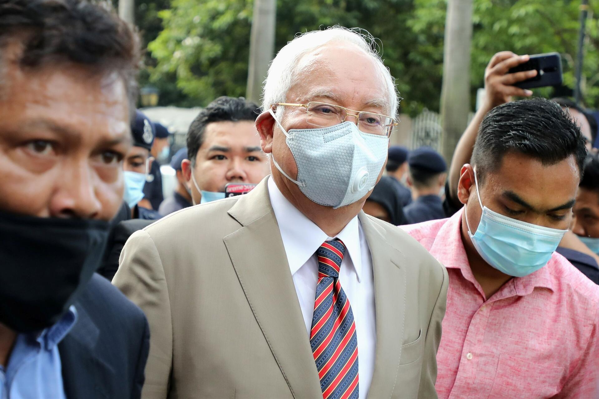 Malaysia's ex-PM Najib guilty in 1st trial for 1MDB looting ...