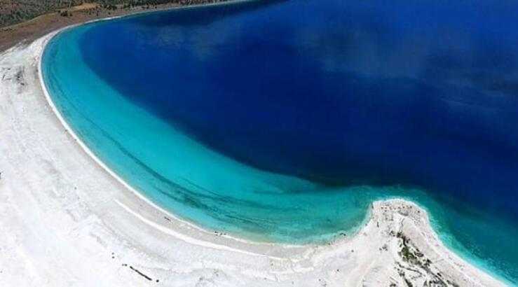 The lake in Turkey can give answers on life on Mars