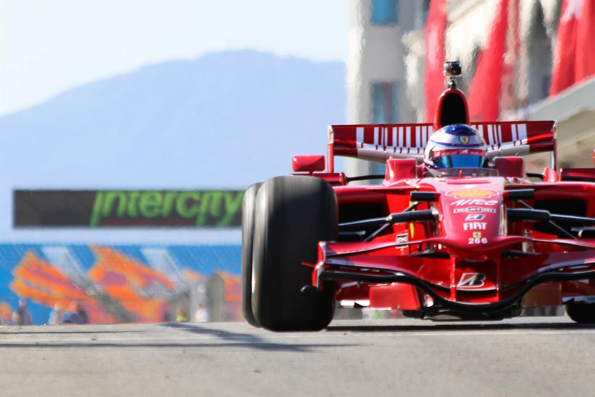 Turkey S Istanbul Park To Host F1 Race In November Turkish News
