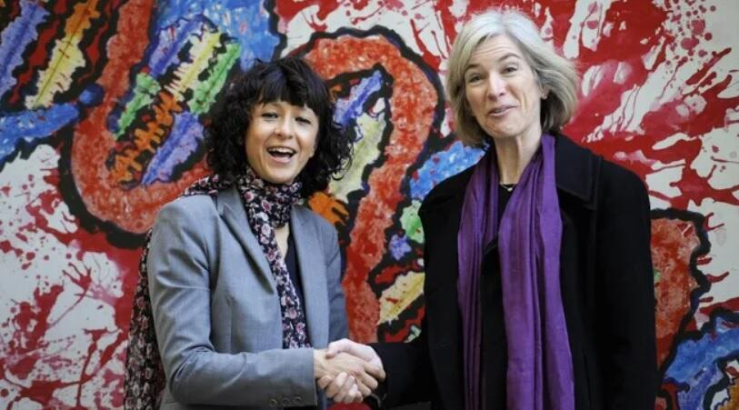 Nobel Prize for chemistry awarded to Charpentier and Doudna - World News