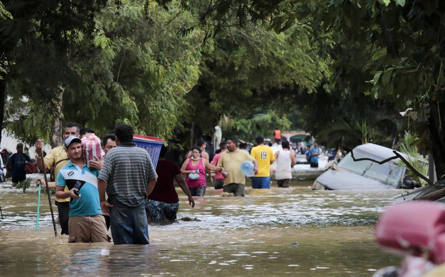 Storm Eta leaves 150 dead or missing in Guatemala - World News