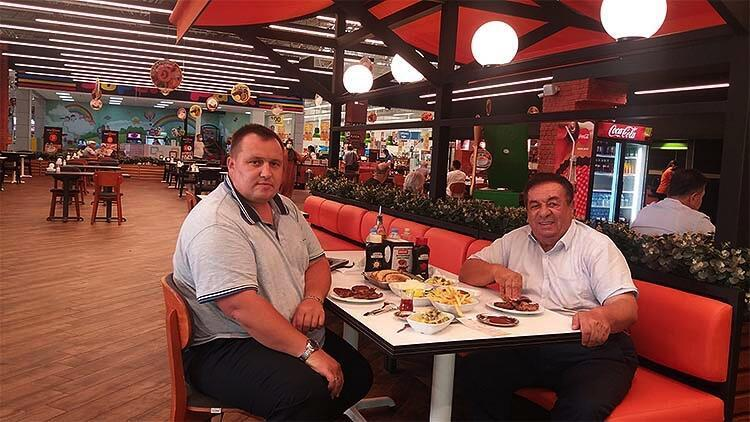 Antalya man fathering Russian national for 28 years