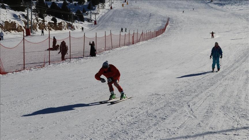 Doğu Anadolu, 17 km'den fazla sürekli kayak imkanı sunuyor