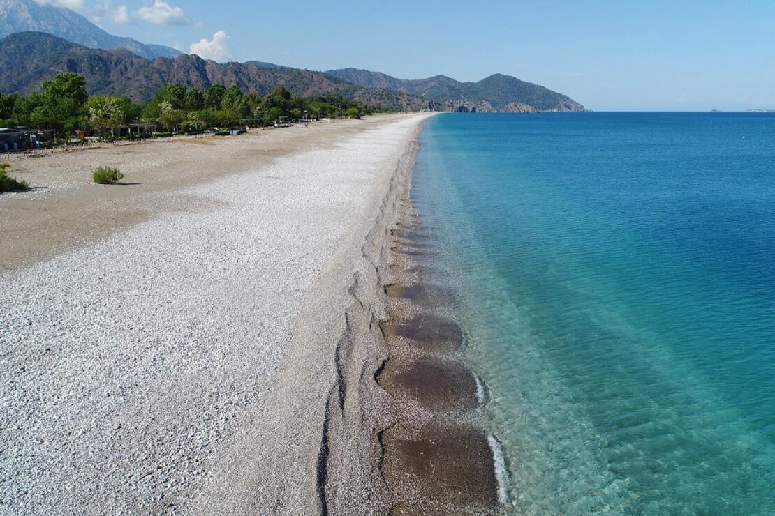 Turkish police detain gang selling Patara beach sand - Turkey News