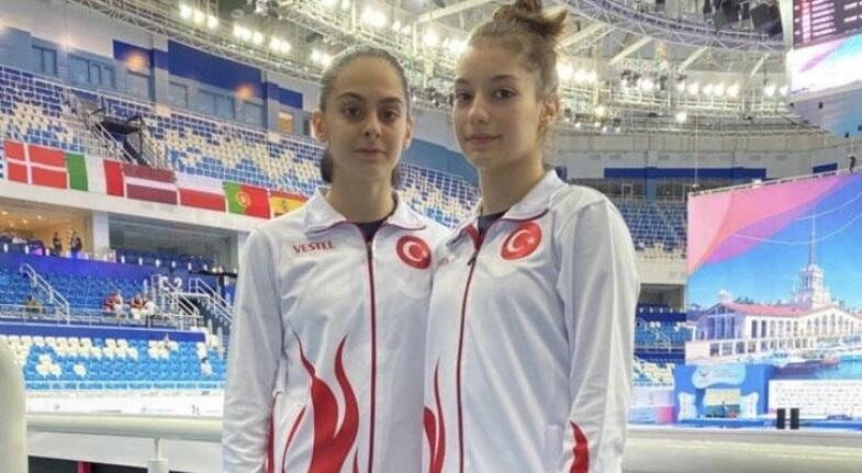 Türkiye, Avrupa Jimnastik Şampiyonası'nda ilk gümüş madalyasını kazandı
