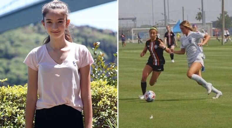 Türkiye'de kadın futbolunu teşvik etmek için iki genç kadın iş birliği yapıyor