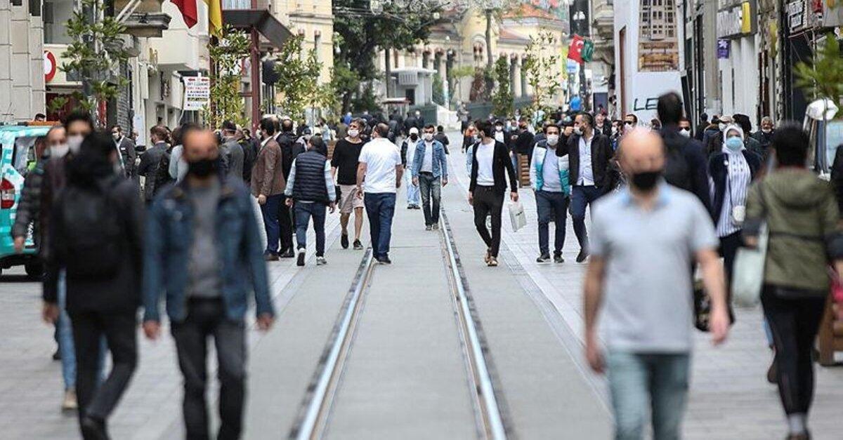 Türkiye'deki salgının psikolojik maliyetinin araştırma haritaları