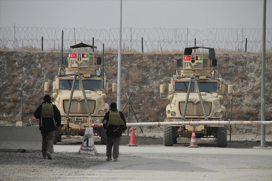 Turkey to keep troops at Kabul airport if its terms are met: Minister -  Turkey News