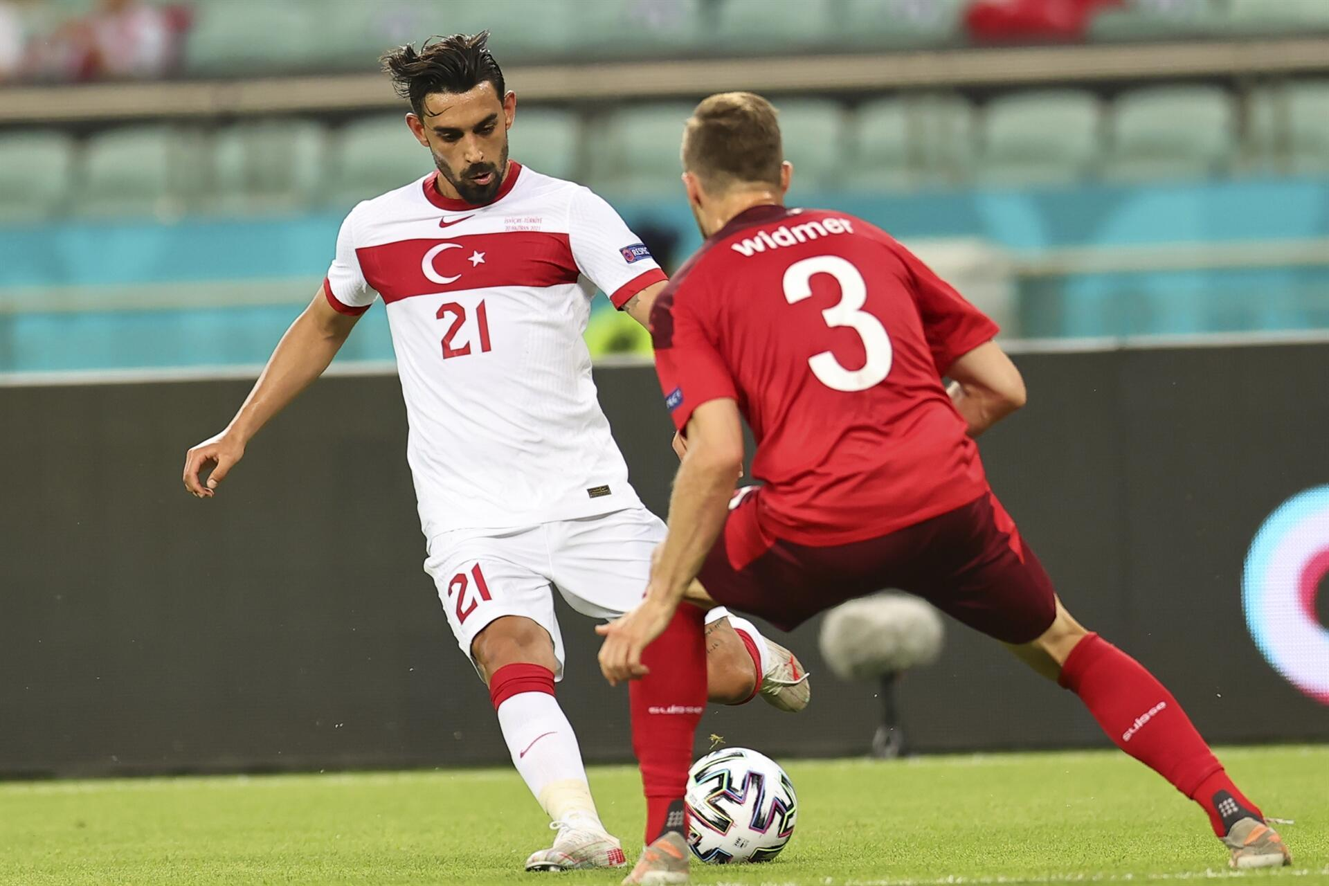 Turkey lose against Switzerland 3-1, out of EURO 2020 - Turkish News