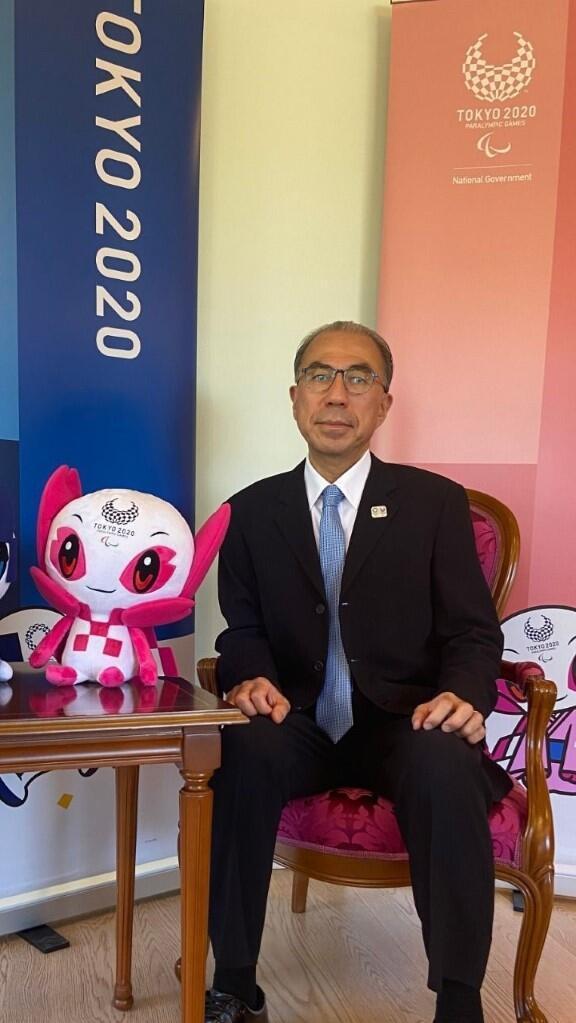 La decisión de posponer los Juegos Olímpicos fue difícil, pero mostró determinación: Embajador