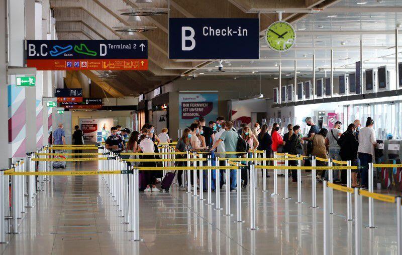 Von ungeimpften Reisenden aus Deutschland, USA, Türkei und Israel ist eine Isolation erforderlich