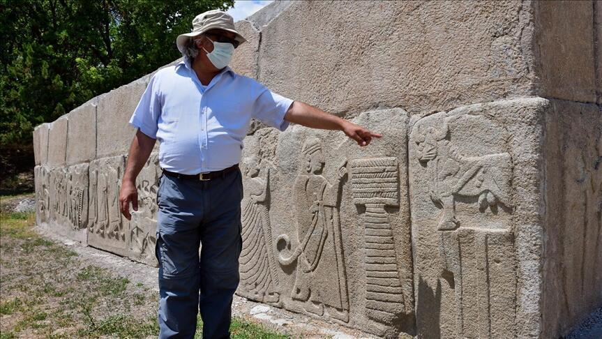 Works ongoing to reveal cultural timeline of Alacahöyük