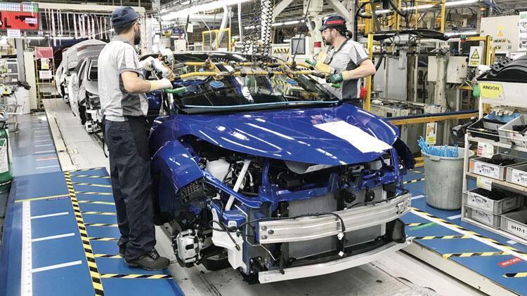 Los fabricantes de automóviles dominan la lista de los principales exportadores de Turquía