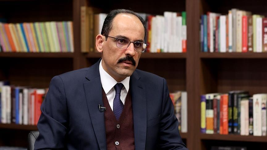 Cumhurbaşkanlığı Sözcüsü: Türkiye kararlı