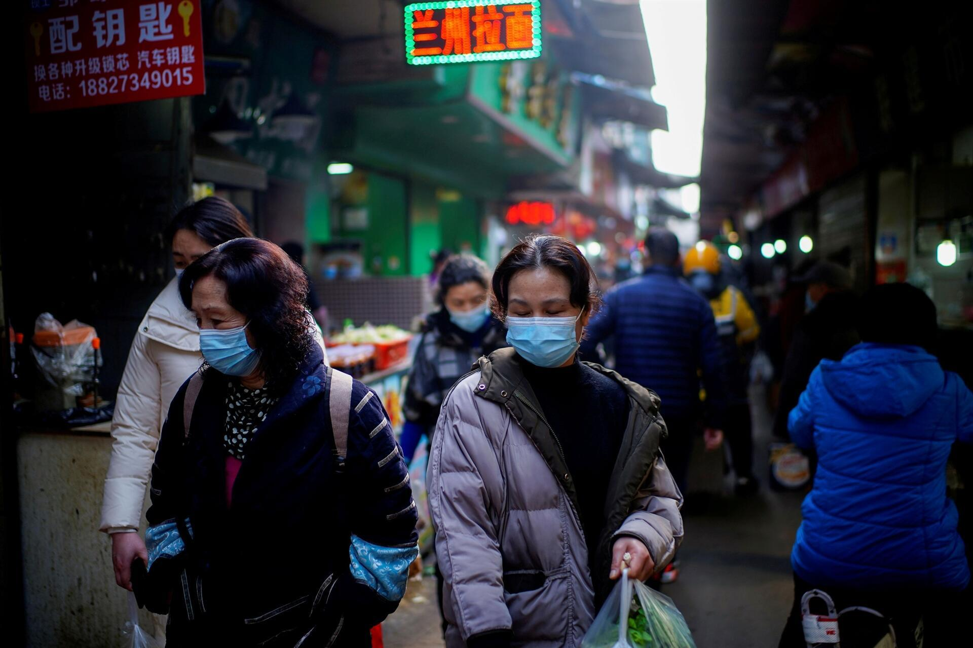 WHO unveils new team to investigate pandemic