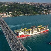Fatih on course for first Black Sea deep drilling