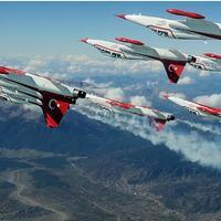 Turkey marks 109th anniversary of air force