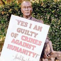 Atatürk statue in US capital attacked