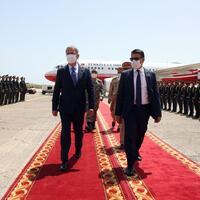 Defense minister visits Libya for engagement with Tripoli government Erdoğan