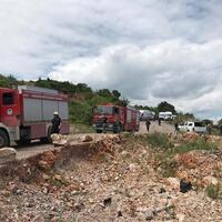 Three Turkish security force members die in second fireworks explosion