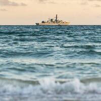 Image Turkish sailors return after captivity in Eritrea