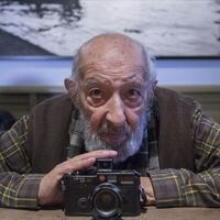 Photography enthusiasts to bid for prized photos by Ara Güler