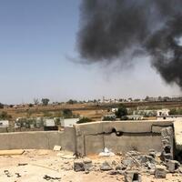 Libya cease-fire hinges on Haftar withdrawal: Turkish FM