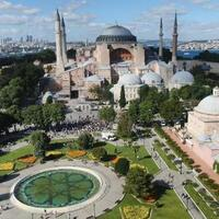 Istanbul mayor supports Hagia Sophia conversion move 'as long as it benefits Turkey'