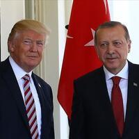 Turkish, US presidents discuss Libya, economy over phone